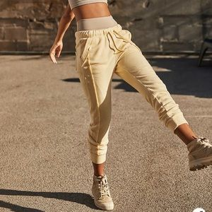 Free People Movement Work it Out Joggers